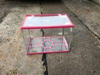 My First Fish Tank / Aquarium with Pump (25L)