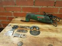 Bosch, PMF 180 E ,multi functional alrounder oscillating multi - tools