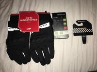 Brand New Men's Rev It! Motorcycle Gloves Size XYL RRP £80