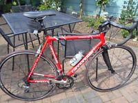 cannondale caad5 road racing bike bicycle