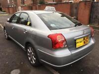 Toyota avensis d4dtr taxi