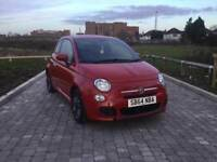 Fiat 500 Sporty S/S Only £4399