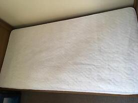 FREE MATTRESS cotbed / toddler / junior bed