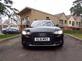 2012 Audi a6 Automatic