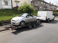 Scrap car van wanted same day pick £100 plus 07794523511