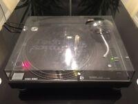 1 x Technics SL-1210MK5 SL1210MK5 SL1210MK2 DJ Deck Turntable