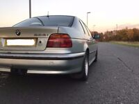BMW 528I SE E39 sports pack FSH Winter Ready Px swap MOT 10/2018 2 FORMER OWNERS