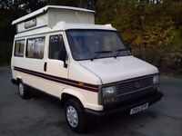 1986 Talbot express 86K 2.0 Petrol ANY PX WELCOME CAR/VAN Caravan motor home bongo vw transporter