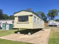 cheap 3 bedroom static caravan holiday home for sale in the county durham countryside northumberland