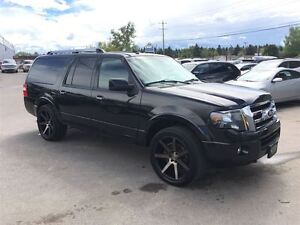 2014 Ford Expedition Max / LIMITED MAX/ NAVI/ 2 SETS WHEELS