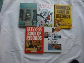 Five Guiness book of records