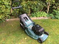 Atco Admiral 16 Self Drive Rear Roller Petrol Lawnmower