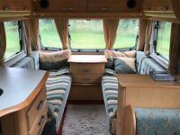 Bailey Senator Arizona caravan 2004. sleeps 2+2