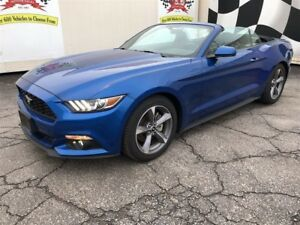 2017 Ford Mustang V6, Automatic, Only 14, 000km Convertible