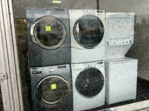 ECONOPLUS LIQUIDATION SALE ON  FRONTLOAD WASHER  DRYER SET  FROM 999 $ TX INCLUDED.