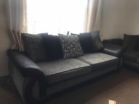 DFS SOFA SET 4x3x2