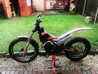2006 scorpa sy250 trials bike