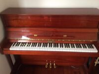 Piano- Upright Steinmayer - Excellent Condition