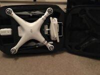 DJI Phantom 3 Advanced with accessories