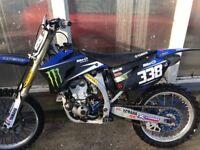 Yamaha yzf 250 not rm cr kx ktm