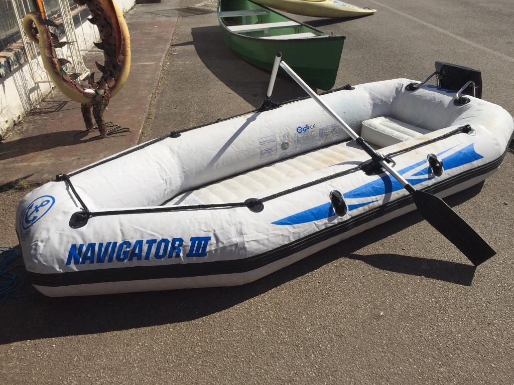 Cheap Used Jet Skis For Sale >> Navigator 3 400 dinghy   in Corwen, Denbighshire   Gumtree