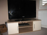Large study TV/DVD stand/cabinet/unit
