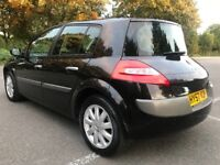 RENAULT MEGANE 1.6 AUTOMATIC, 12 MONTH M.O.T*****