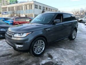 2015 Land Rover Range Rover Sport V6 HSE 7 PASSAGERS