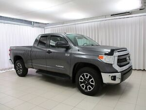 2015 Toyota Tundra A NEW ADVENTURE IS CALLING!!! SR5 TRD I FORCE