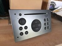 VAUXHALL VECTRA C CORSA C CDR 2005 STEREO CD PLAYER HEAD UNIT WITH CODE