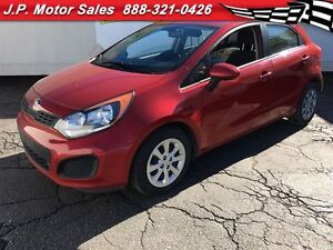 2014 Kia Rio LX+, Automatic, Heated Seats, Only 64,000km