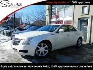 2009 Cadillac CTS AWD TOIT CUIR