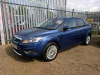 FORD FOCUS 1.6 TITANIUM - 1 OWNER FROM NEW - HPI CLEAR