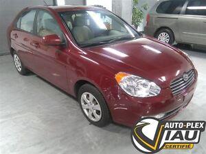 2011 Hyundai Accent GLS ** TOIT OUVRANT ** SIÈGE CHAUFFANT
