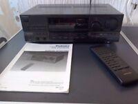 Technics home cinema receiver amplifier