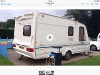 Swift lifestyle 460 caravan