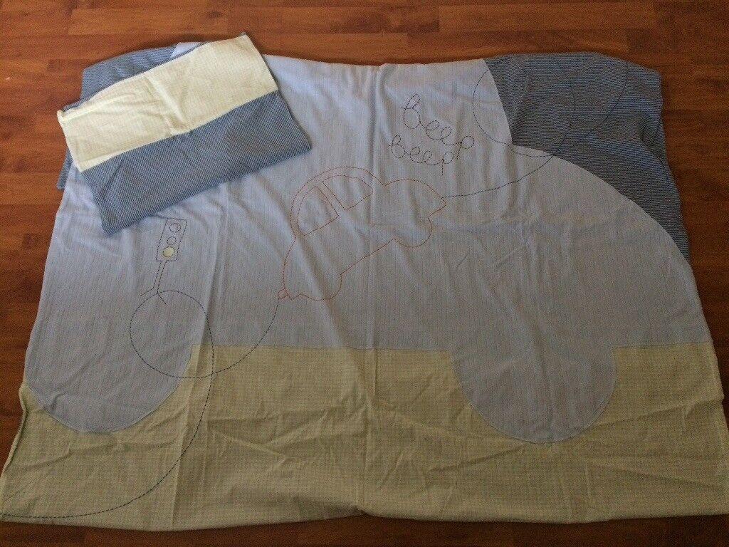 Mothercare Boys bedding