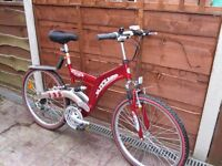 Gents and Ladies Mountain Bikes For Sale