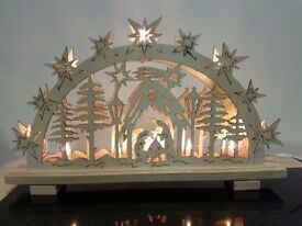 3D candle bridge