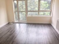 double room, all bills included, 4 underground stations, newly refurbished, Jubilee line, internet