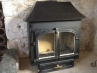 Clearview Woodburning Stove 750
