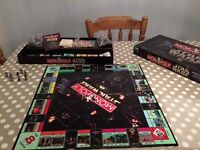 Star Wars Monopoly Limited Collectors Edition