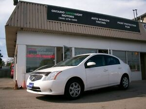 2010 Nissan Sentra AUTOMATIC ,A/C,POWER PACKAGE