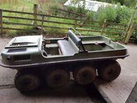 Argo cat polaris gator all terrain vehicle