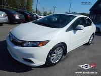 2012 Honda Civic Sdn EX **SUN ROOF**