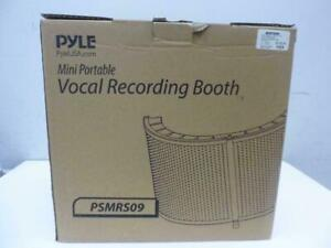 Pyle Mini Portable Recording Booth - We Buy and Sell Pro-Audio at Cash Pawn! - 116345 - CH510405