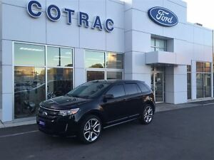 2011 Ford Edge Sport low kms