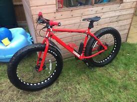 Charge uk bikes maxi cooker fat bike