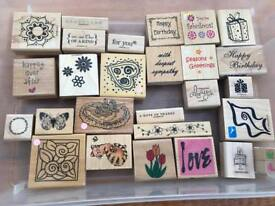 Card/crafting Ink stamps