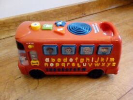 Vtech Baby Playtime Bus with Phonics, Numbers and Music